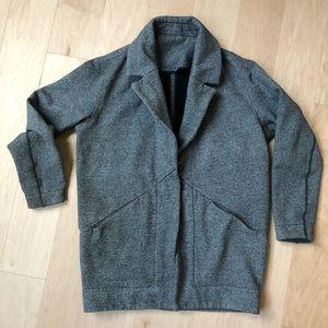 Lululemon Fall fleece lined coat